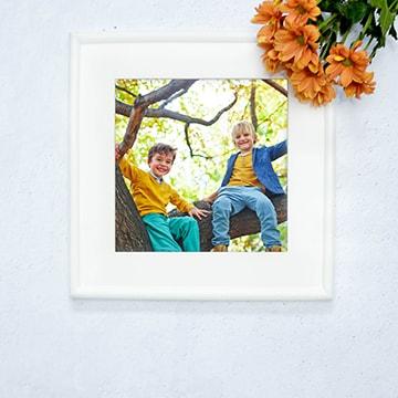 Осеннее фото с детьми