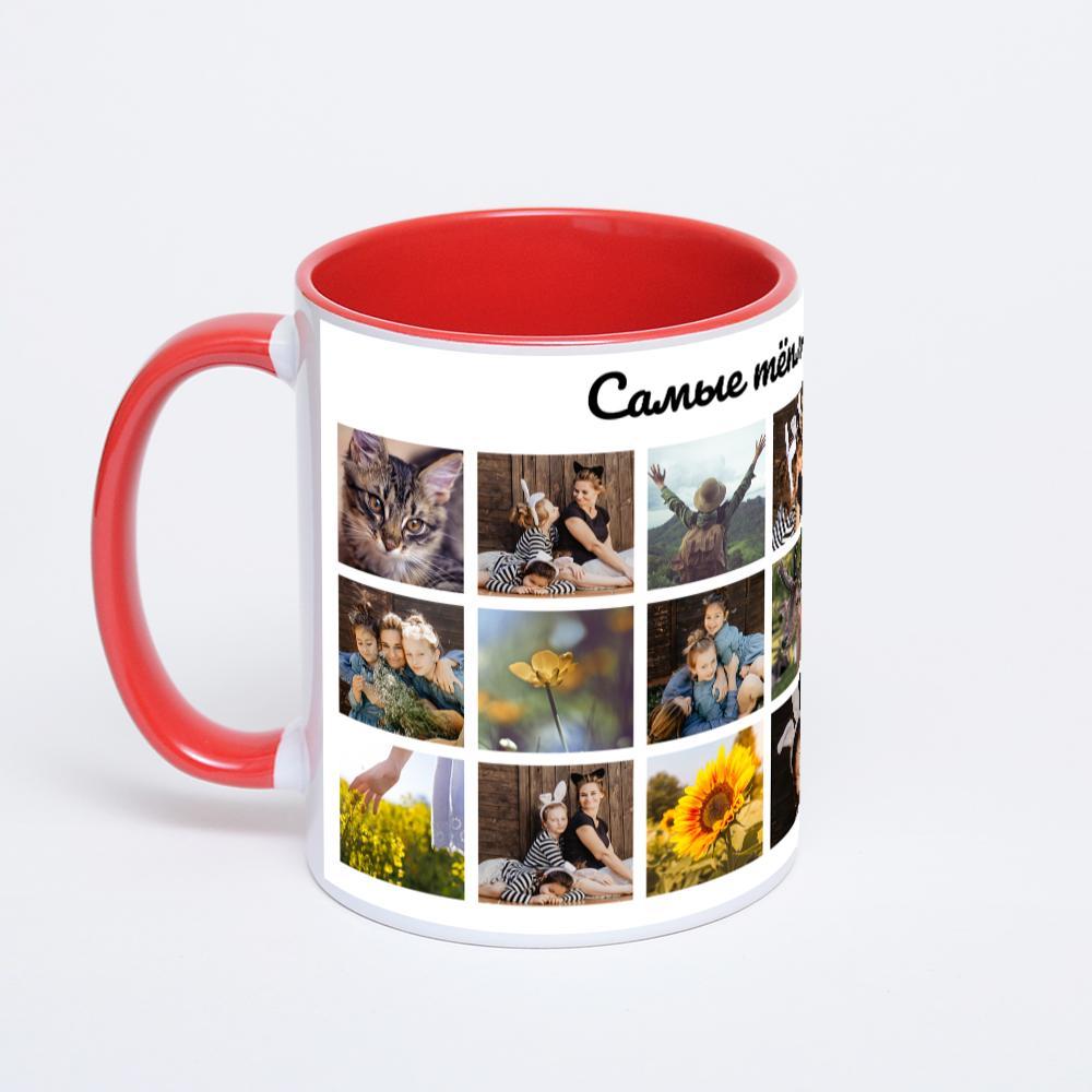 Фотография на чашку сколько по времени делать